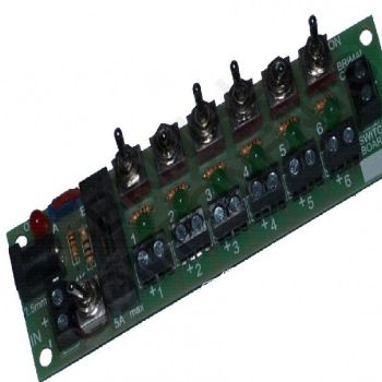 CN169 Switchable Distribution Board